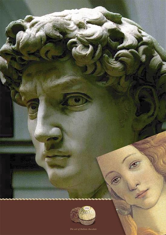 an analysis of artwork david by michelangelo